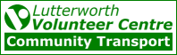 Banner-Header: Lutterworth Community Transport